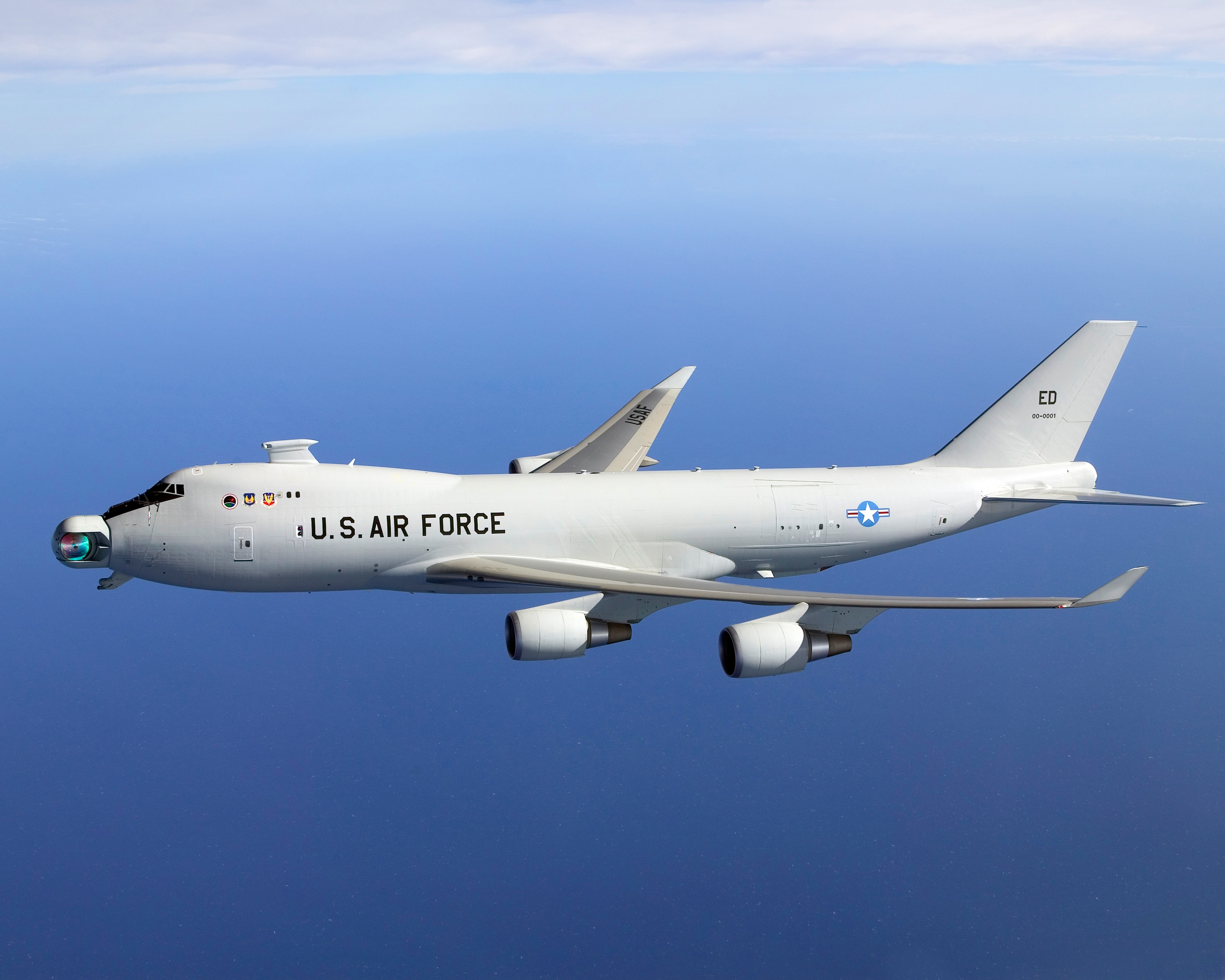 YAL-1 Airborne Laser Pictures, Images and Photos.