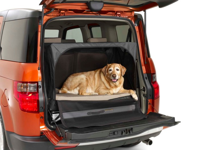 2010 Dog Friendly Honda Element