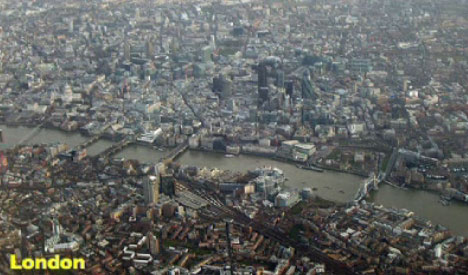london-city-overhead