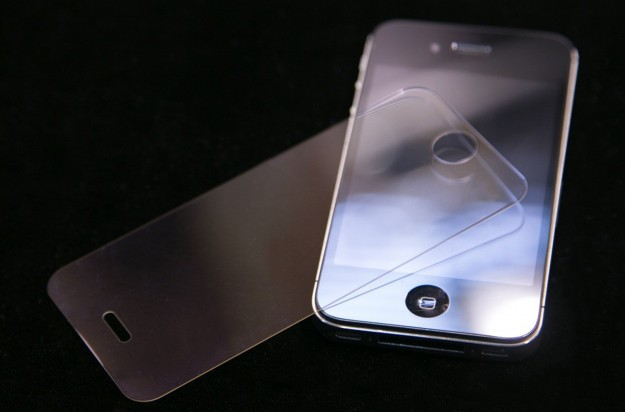 Manufactured sapphire glass for iPhone